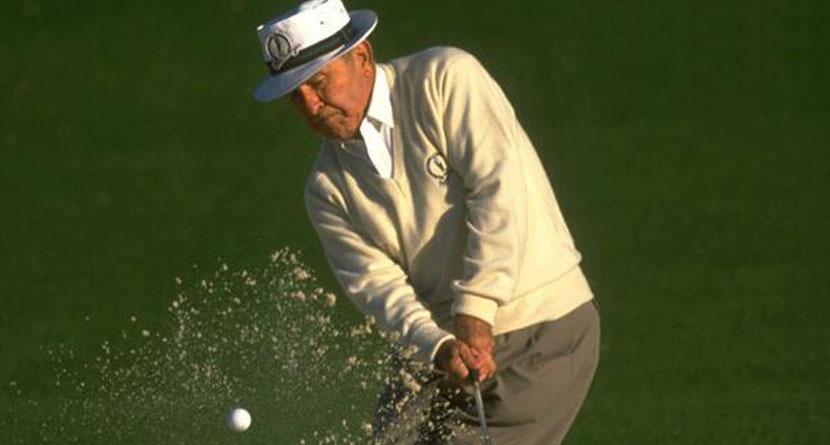 Sarazen's Greatest Gift To Golf