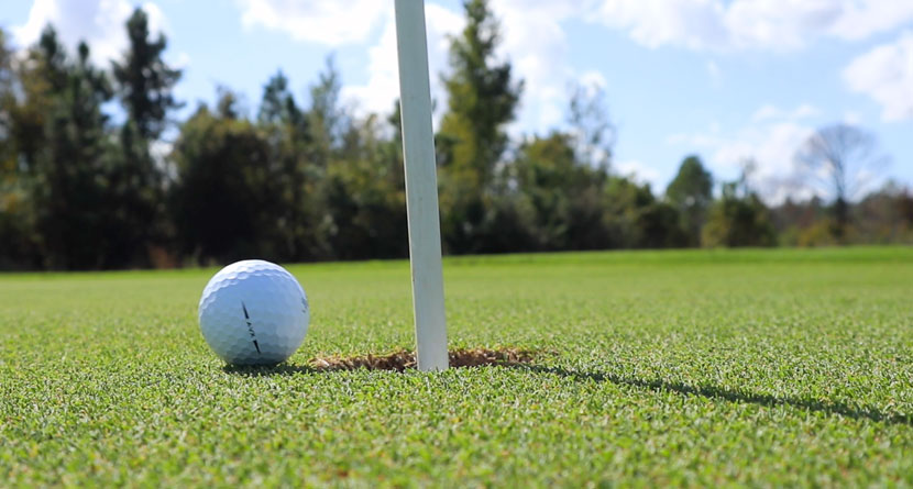 Rules Of Putting With The Flagstick In