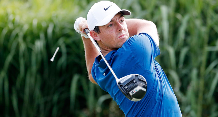 Rory Takes Jab At European Tour, May Give Up Card