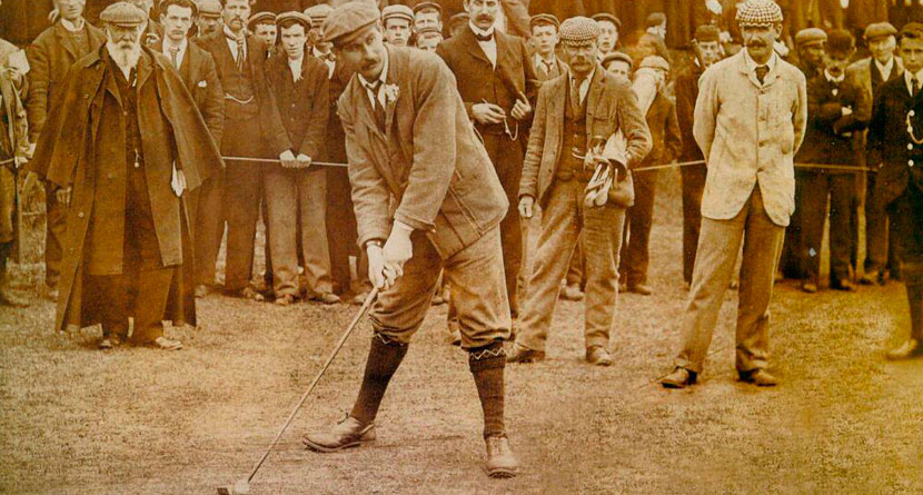 Harry Vardon's Key To Power