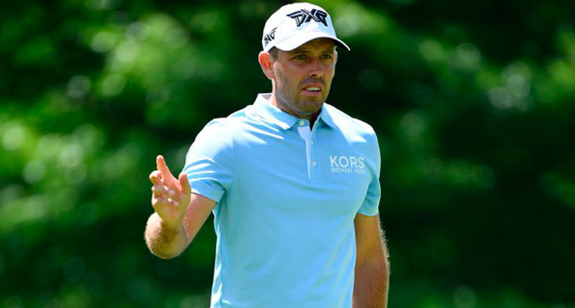 Schwartzel Spins In Incredible Eagle Hole Out