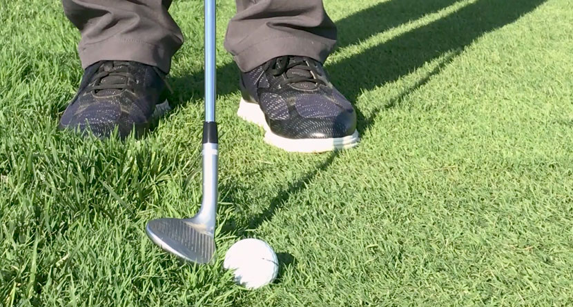 Belly Your Wedge To Escape This Tricky Spot