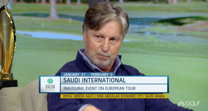 Chamblee Bashes Players For Competing In Saudi Arabia