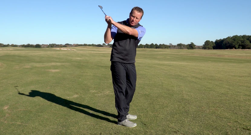 Understanding The 4 Parts Of The Golf Swing