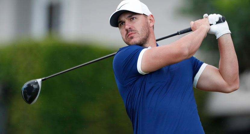 Koepka Lays Into Fellow Pros For Slow Play