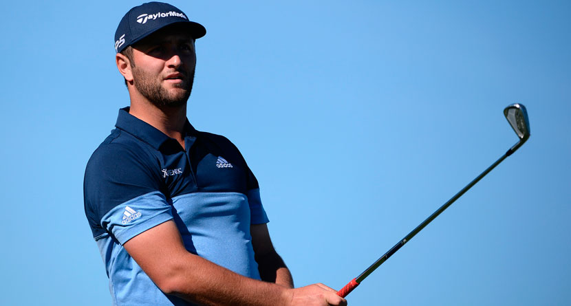 Rahm Shoots 62, Takes First-Round Lead At Torrey