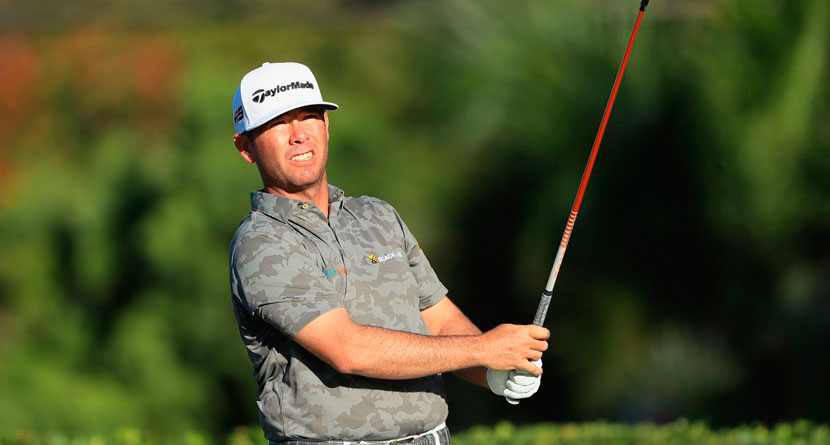 Reavie Makes 3 Hole-Out Eagles From Over 100 Yards