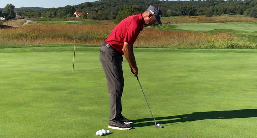 How To Set Up Correctly For A Consistent Stroke