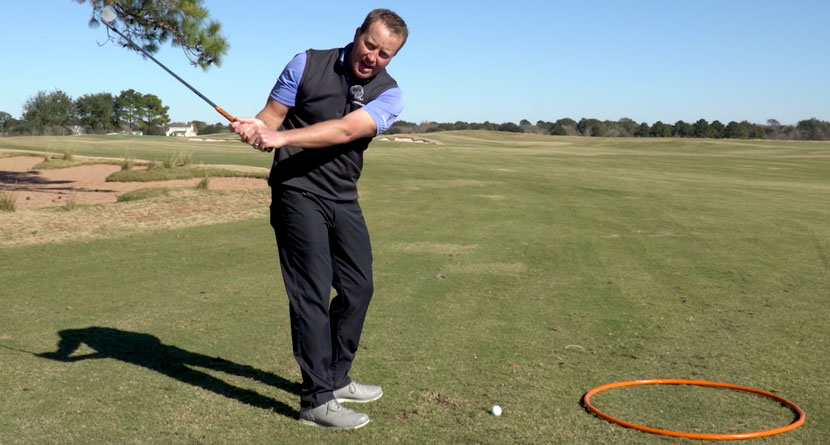 Why Golf Is Not A Straight-Line Sport