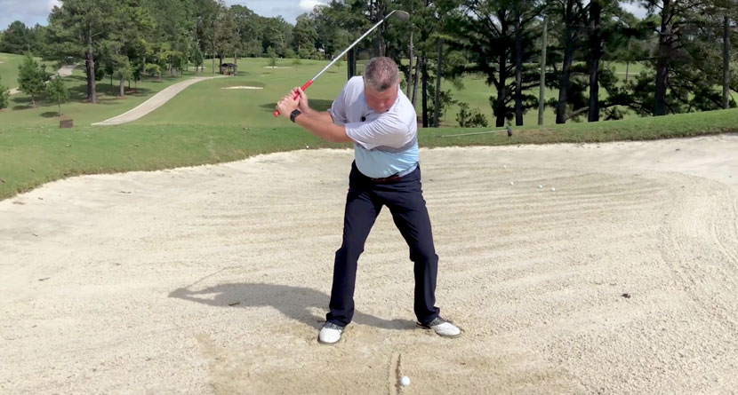 Why The Pros Are So Good Out Of The Bunker