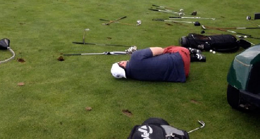 Golfers Receive Jail Time For Attacking Fellow Players