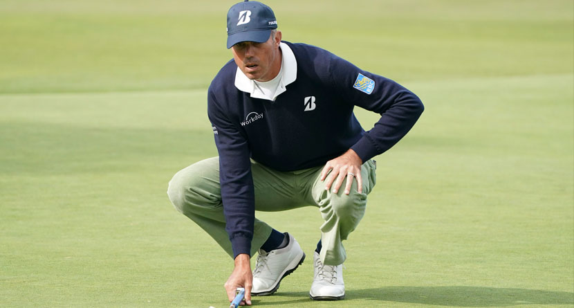 Former Caddie Shares Kuchar Story From Web Tour