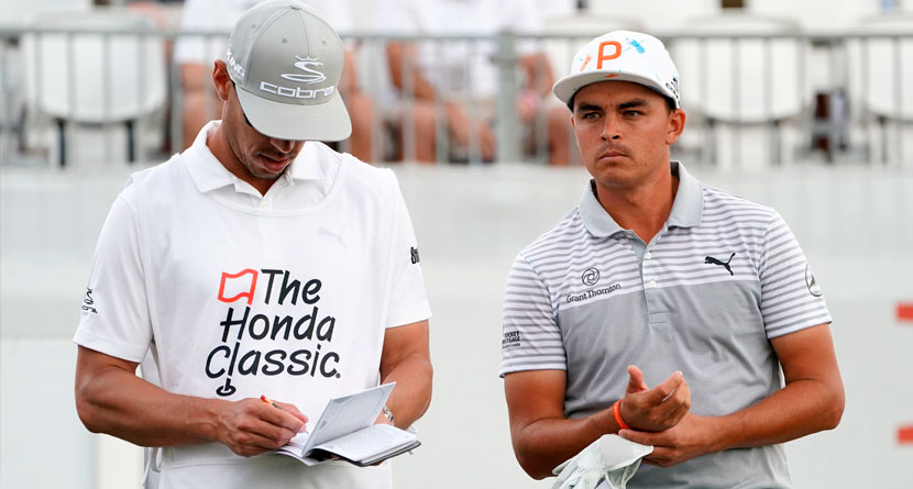 The Caddie Line: The Honda Classic