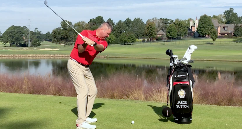 Square Your Clubface To Eliminate Slices