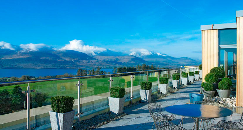 A Golfer's Oasis – AghadoeHeights Hotel, Ireland