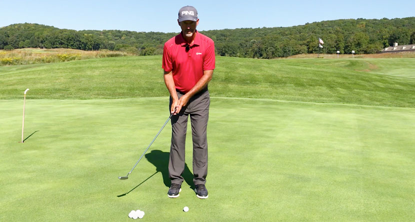 How To Legally Anchor Your Putter