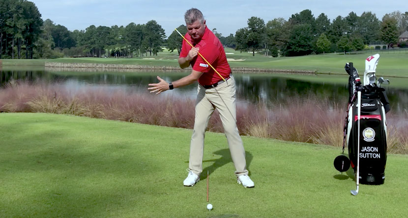 Easy Way To Improve Your Ball Striking