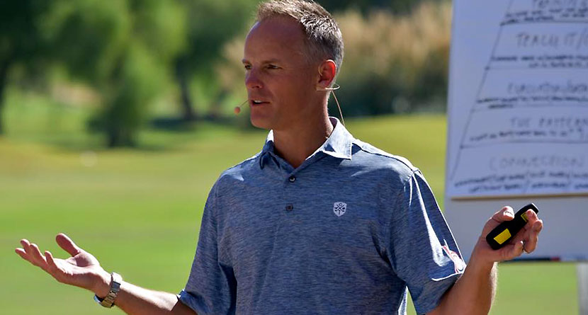 SwingU Master Faculty Member Mark Blackburn Named 2020 National PGA Teacher & Coach Of The Year