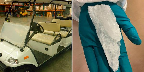 $40 Million Golf Cart Drug Bust In New Zealand