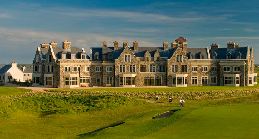 Ireland's Must-Stay Hotels For Golfers