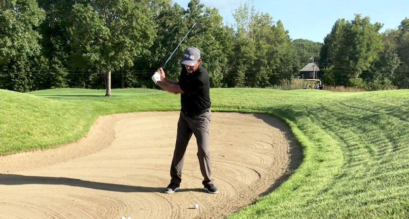 Play Bunker Shots Like Seve