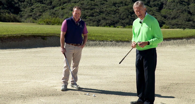 Weigh Your Options In A Fairway Bunker