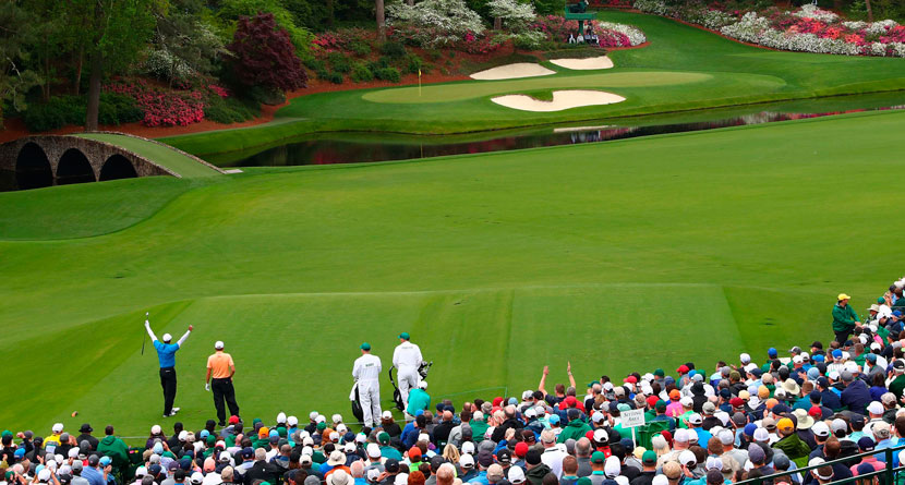 Fans Can Watch Every Shot From The Masters