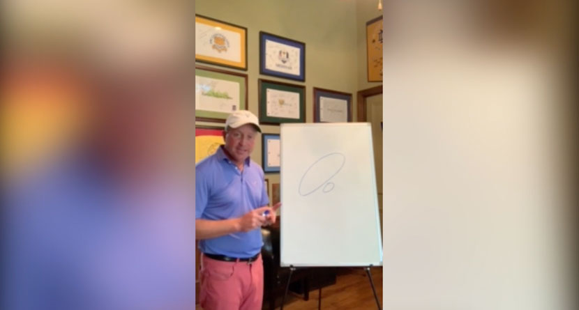 O'Connell Reacts To Tiger's Masters Win