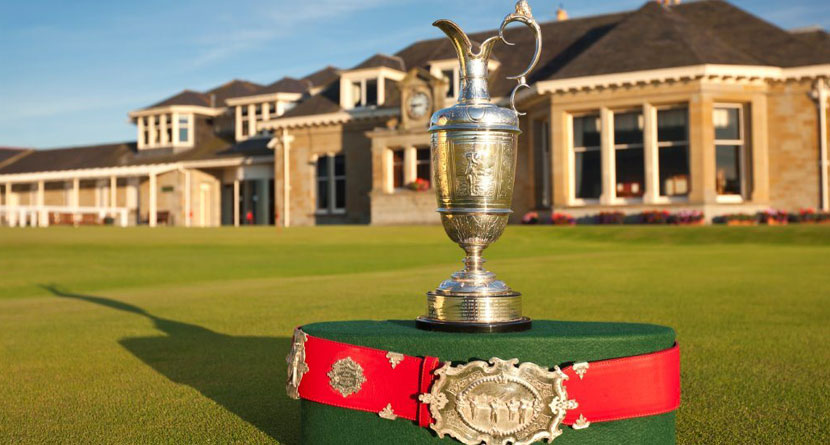 The Open Championship Experience