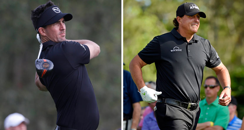 Music Star Shares Hilarious Mickelson Story From Spieth's Wedding