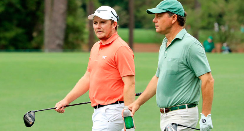 Pepperell Pokes Fun At McIlroy After Beating Marker