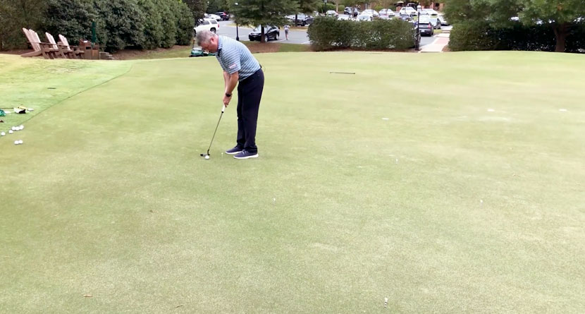 Hit Every Putt With Perfect Speed