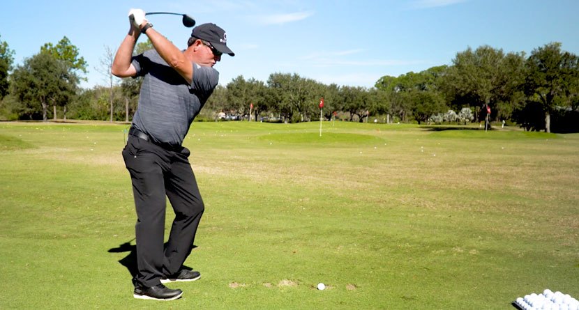 Eliminate One Side Of The Golf Course | SwingU Clubhouse
