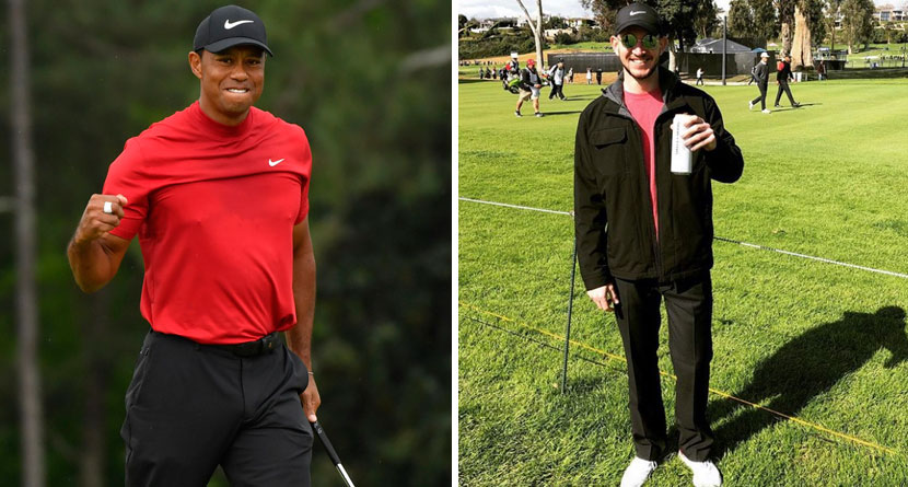 Couple Names Baby After Tiger Following Masters Bet