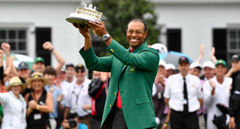 Woods' Masters Win Costs Sportsbooks Millions