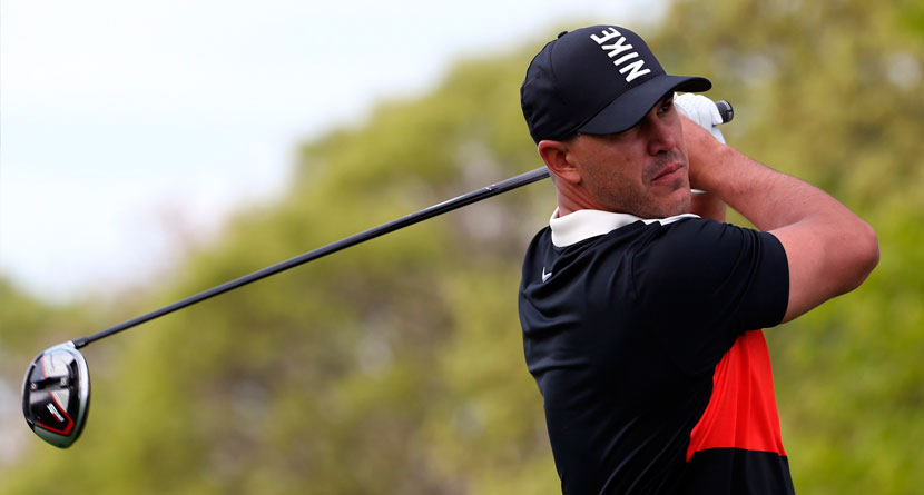 Koepka Offers Idea To Fix Golf S Pace Of Play Problem