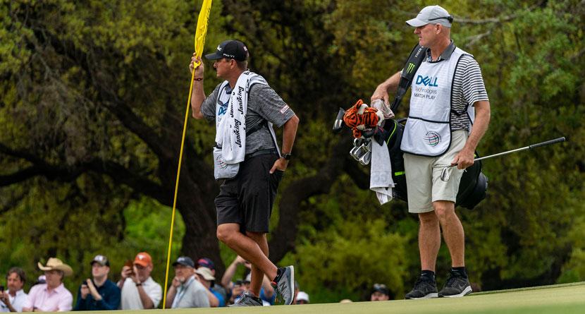 Caddies Speak Out On Tiger's Future