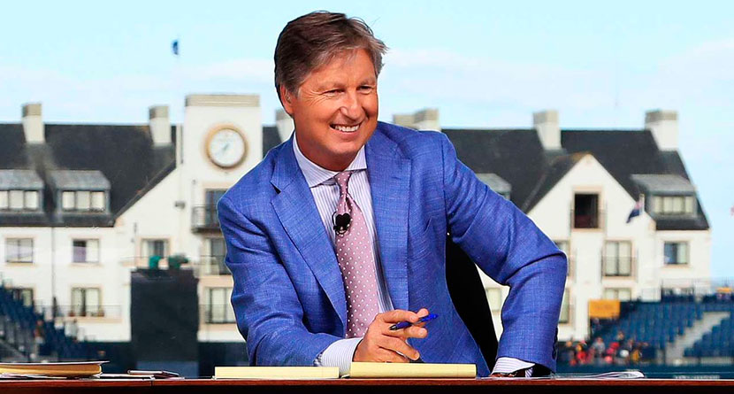 """PGA Of America Blasts Chamblee For """"Disgraceful"""" Comments"""