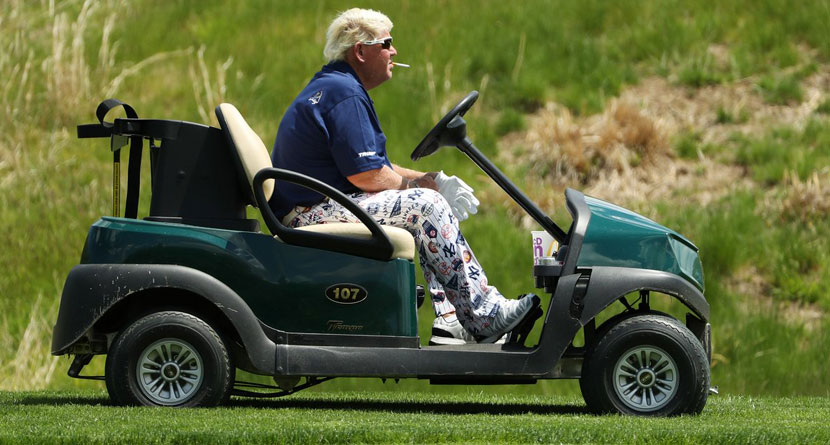 Daly Petitions R&A To Use Cart At The Open