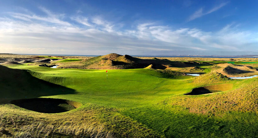 New Course Near St. Andrews Set To Open