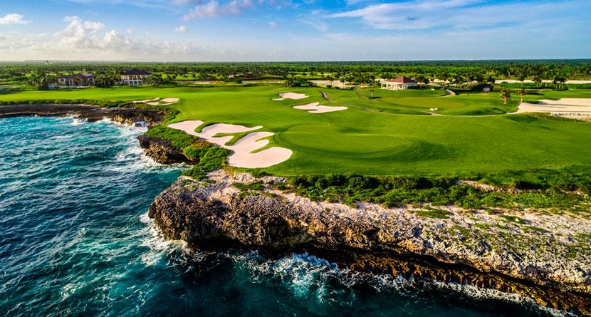 A Caribbean Golf Paradise