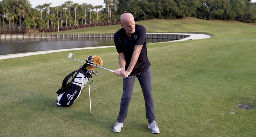 Complete A More Powerful Golf Swing