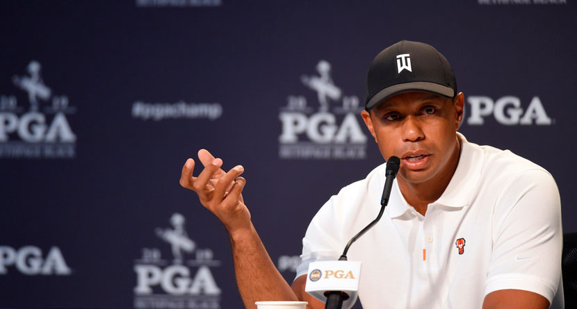 Tiger Responds To Wrongful Death Lawsuit