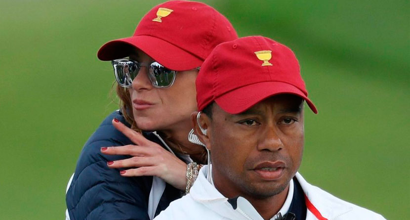 Tiger, Girlfriend Sued For Wrongful Death