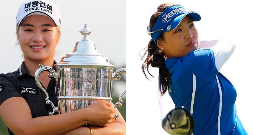 Top 10 Female Golfers