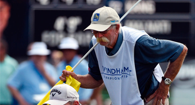 Caddies Share Where Their Nicknames Came From