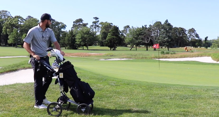 Proper Carrying & Pushcart Etiquette