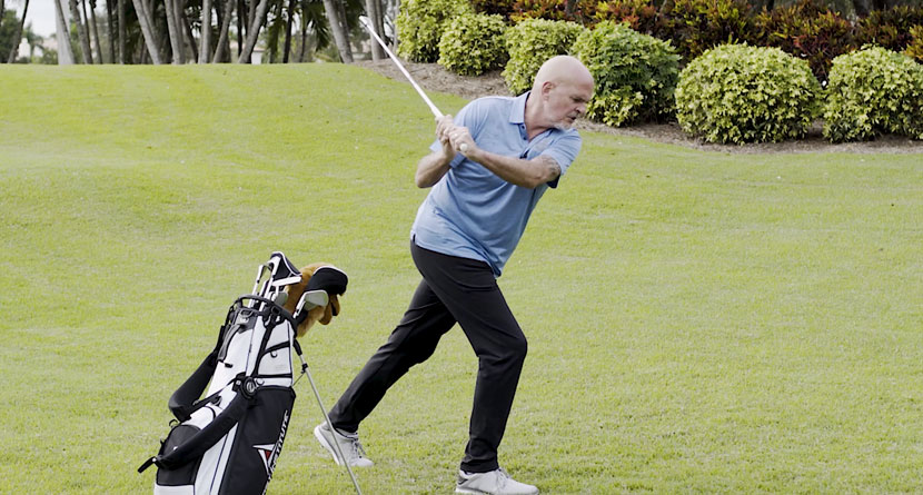 Create More Mobility And Stability In Your Swing