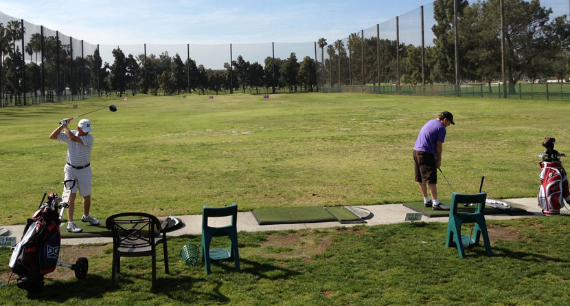 Bring Your Range Swing To The Course