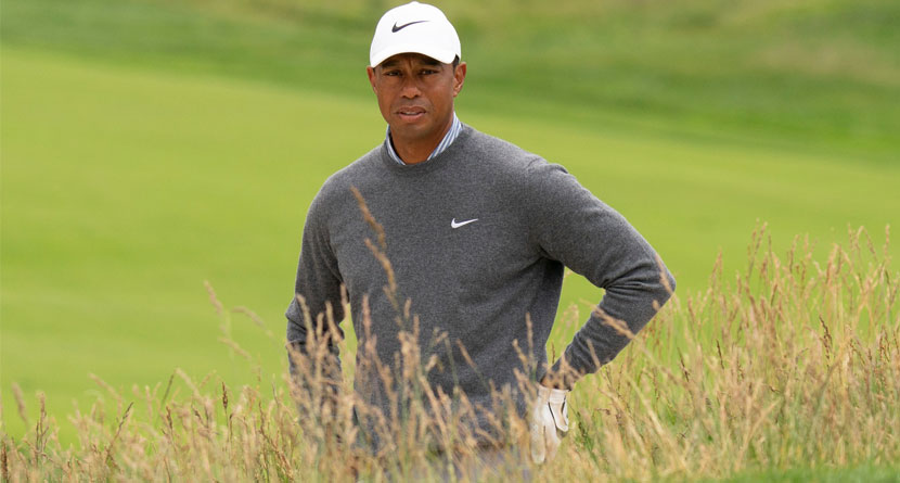 Tiger Talks Body Issues Holding Him Back